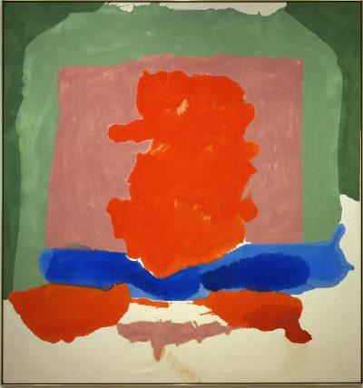 Helena Frankenthaler work image